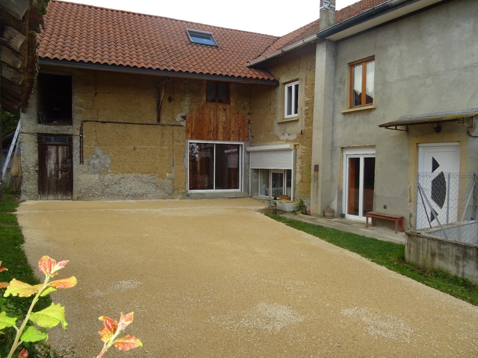 Offres de vente Maison Faverges de la tour (38110)