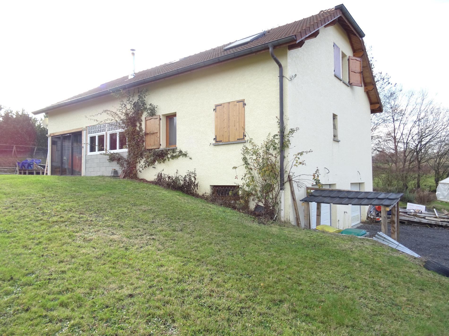 Offres de vente Maison Dolomieu (38110)