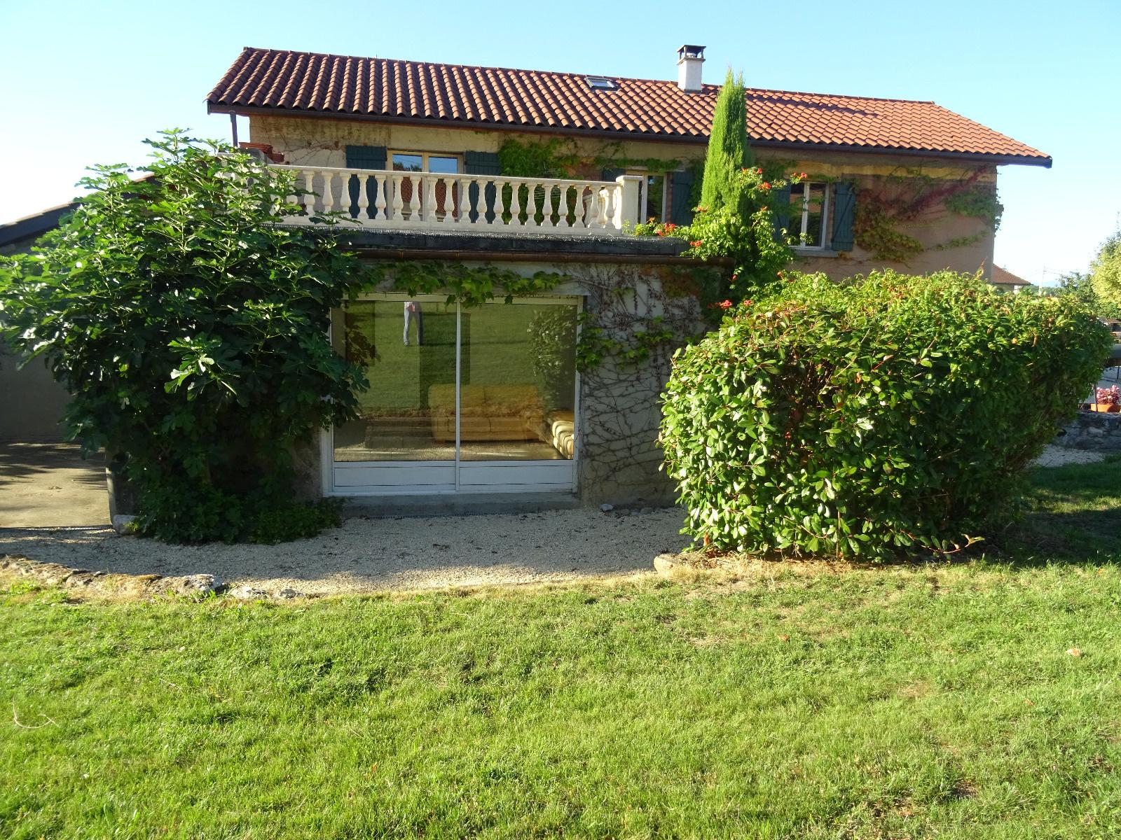 Offres de vente Maison St clair de la tour (38110)